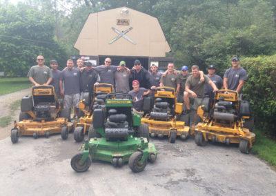 Mowing-Team